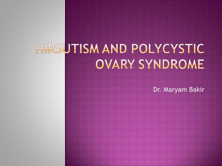 Dr. Maryam Bakir