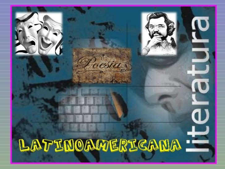 Breve recuento por la Literatura Latinoamericana