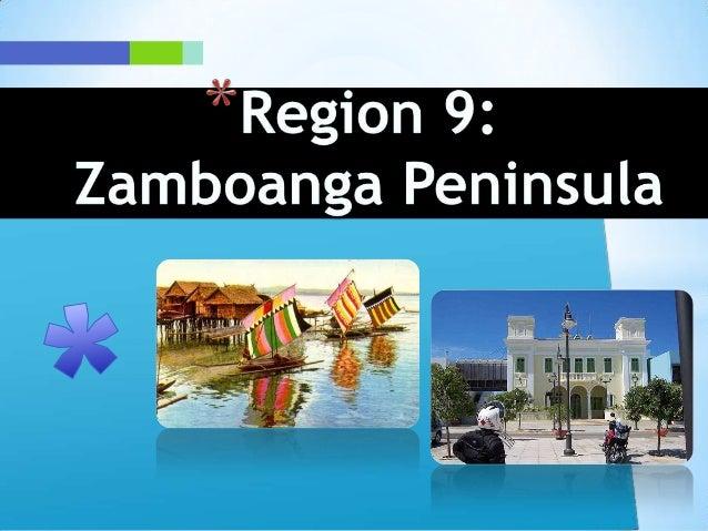 *Zamboanga del Norte, Zamboanga del Sur, Zamboanga Sibugay,     Isabela City,   Zamboanga City *16,823 km2 (6,495.4       ...
