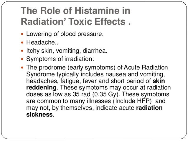 research paper on acute radiation syndrome Studies of impact of ionizing radiation on the human body - hiroshima - acute radiation syndrome • signs and symptoms experienced by individuals.