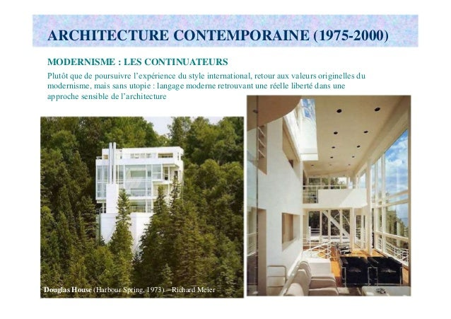 histoire de l architecture occidental