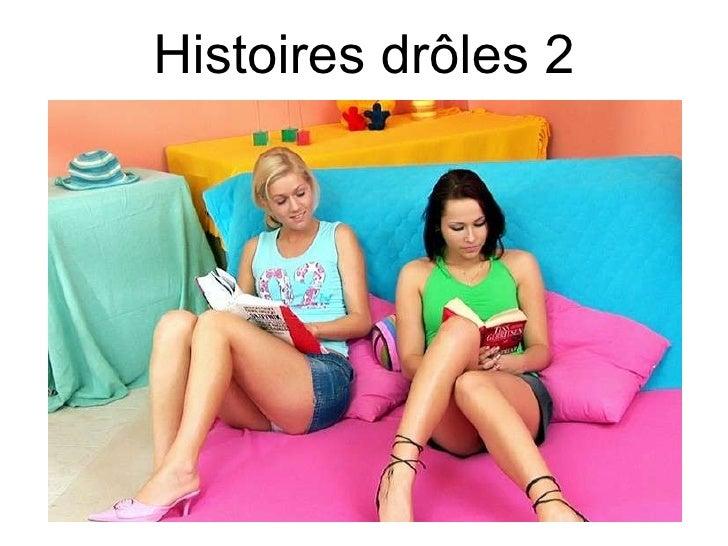 Histoires drôles 2