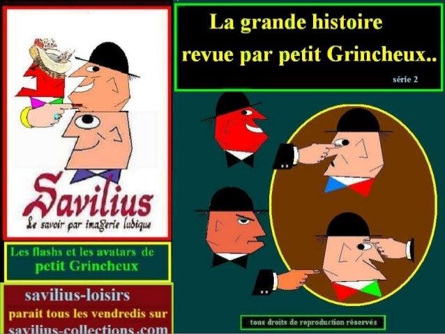 Grincheux refait l'Histoire  série  2