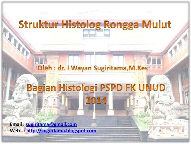 Email : sugiritama@gmail.com Web : http://sugiritama.blogspot.com