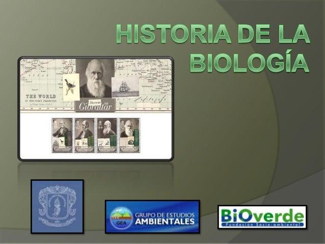 BIOLOGÍA    Griego «βιος» bios, vida, y «λóγος»    logos, razonamiento, estudio, ciencia.    Seres vivos= VIDA     Origen...