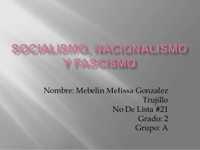 Nombre: Mebelin        Gonzalez                         Trujillo                  No De Lista #21                        G...