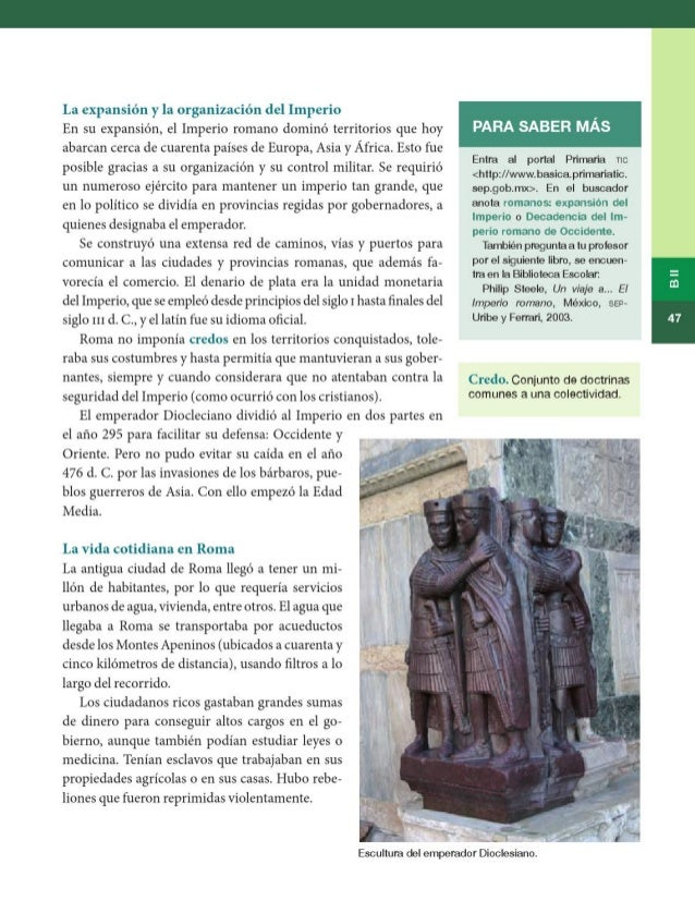 Libro De Historia De 6to Grado Sep 2016 2017   libro de