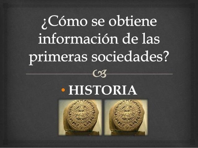 • HISTORIA