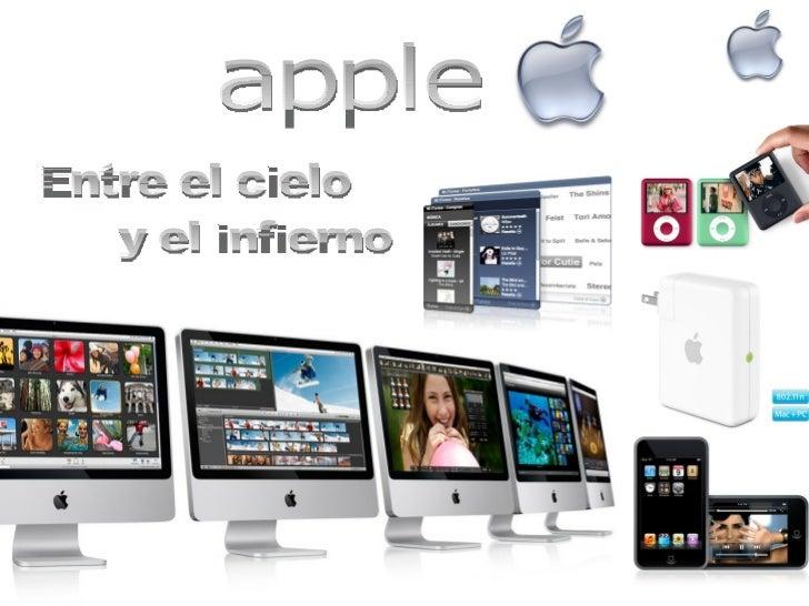 Historia De Apple Original