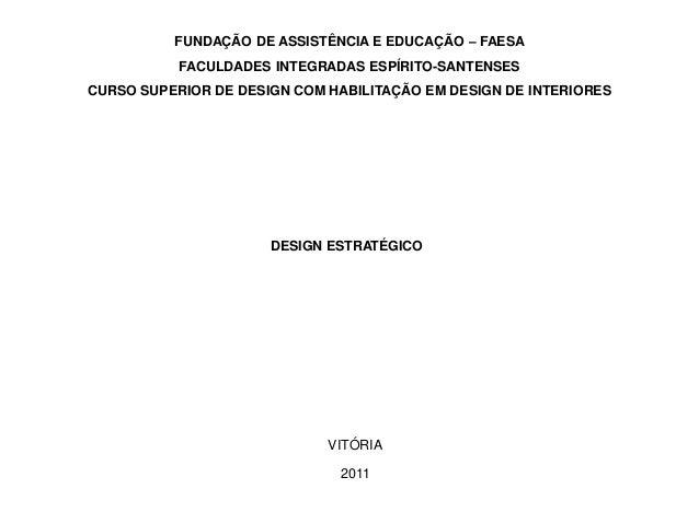 Historia   design estratégico