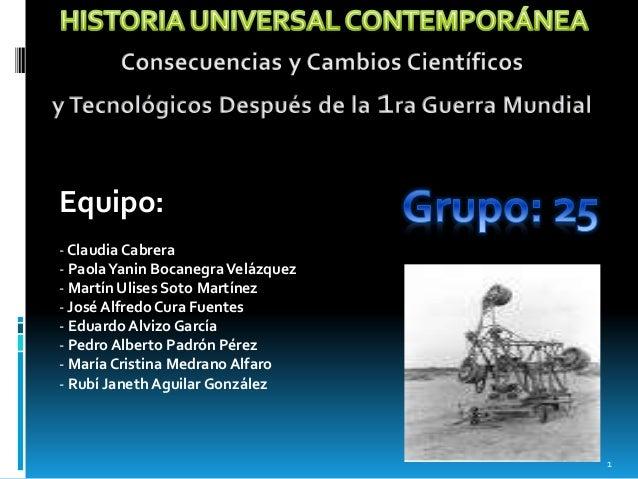 Equipo:  - Claudia Cabrera  - Paola Yanin Bocanegra Velázquez  - Martín Ulises Soto Martínez  - José Alfredo Cura Fuentes ...