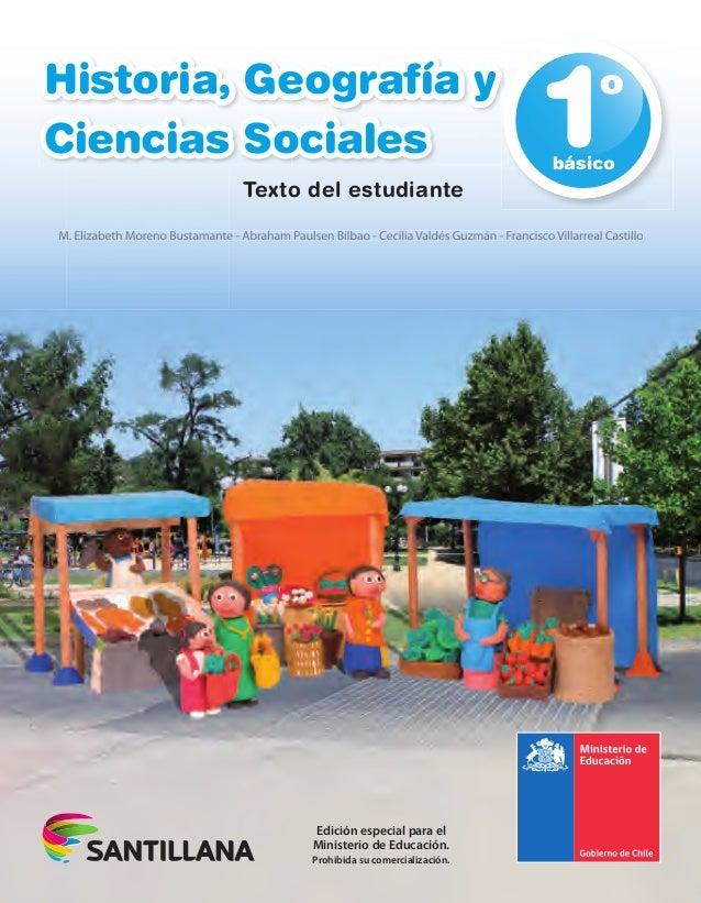 Edición especial para el Ministerio de Educación. Prohibida su comercialización. M. Elizabeth Moreno Bustamante - Abraham ...
