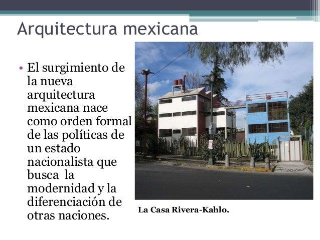 Arquitectura mexicana del siglo xx xxi for Diseno de interiores siglo xxi