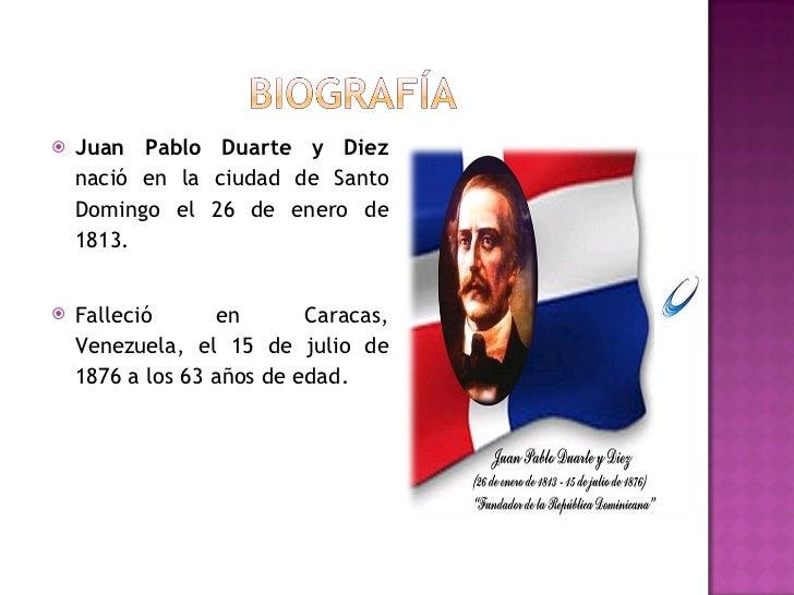 juan pablo duarte essay Juan pablo duarte vsbo ofisial, buena vista, curaçao 1,130 likes 3 talking about this 52 were here ekselensia.
