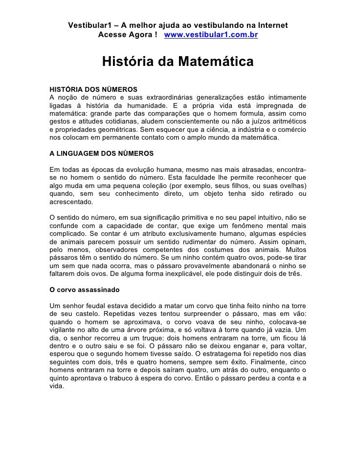Vestibular1 – A melhor ajuda ao vestibulando na Internet             Acesse Agora ! www.vestibular1.com.br                ...
