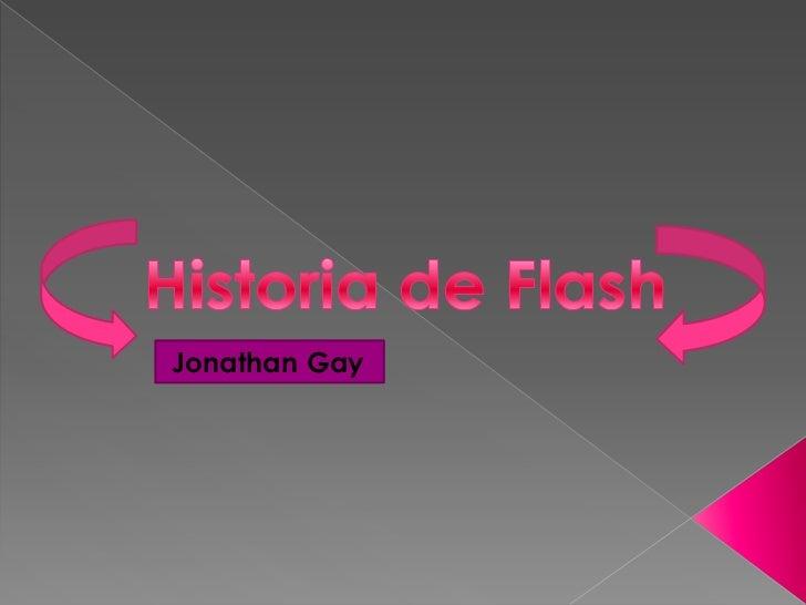 Jonathan Gay
