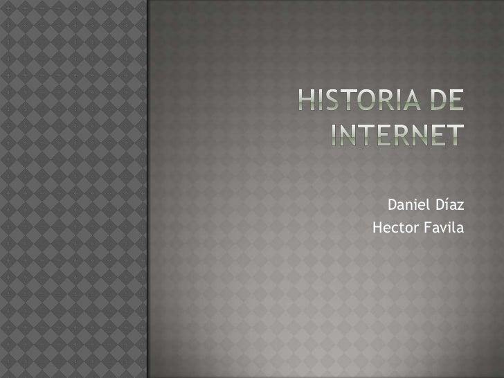 Daniel DíazHector Favila