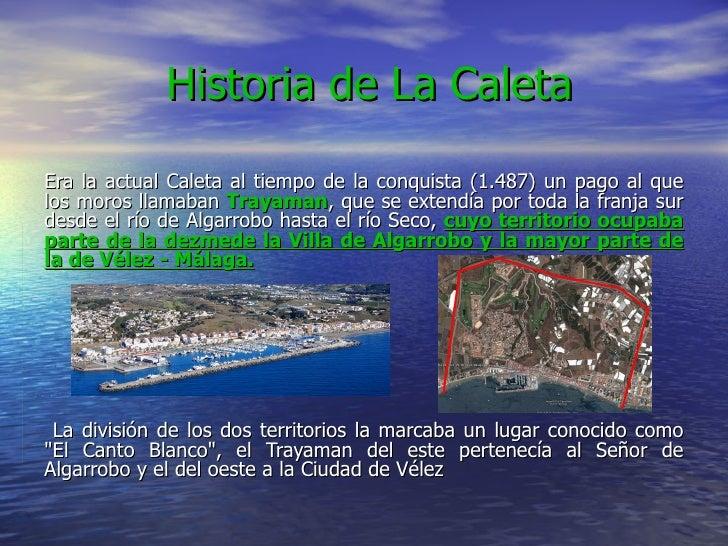 Historia de la_caleta