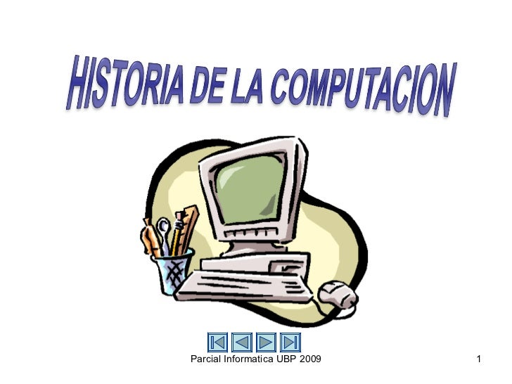 Parcial Informatica UBP 2009