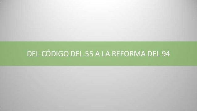 Historia de la educación boliviana   del código de 1955 a la reforma del 1994