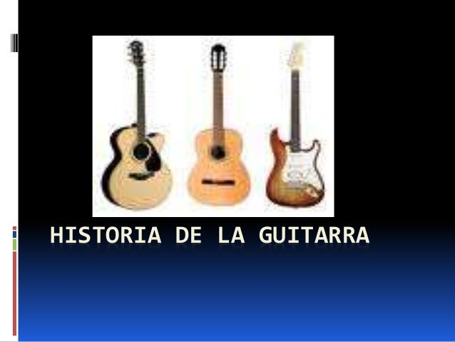 Historia de la guitarra.pptxwilke