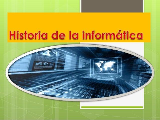 Informática :es una ciencia que estudiamétodos ,procesos , técnicas, con el finde almacenar , procesar y trasmitirinforma...