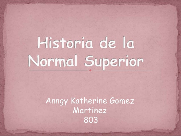 Anngy Katherine Gomez Martinez 803