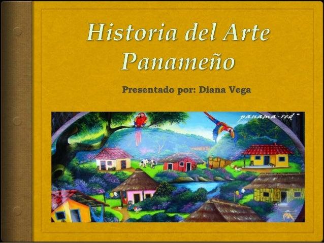 Historia del arte panameño, final