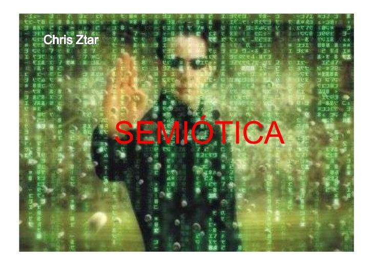 Historia de la Semiótica