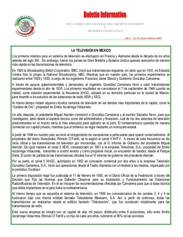 DE LA DIRECCIÓN GENERAL DEL ARCHIVO HISTÓRICO                                                               Y             ...