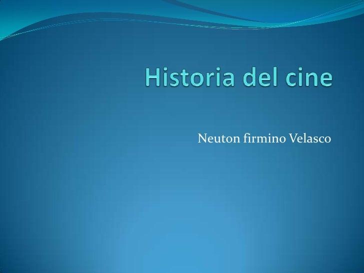 Neuton firmino Velasco