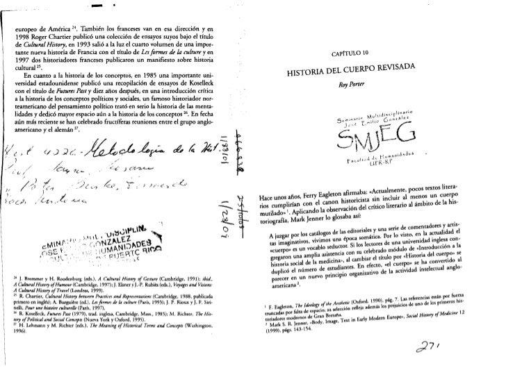 .         europeo de America 24. Tarnbien los franceses van en esa direeci6n y en          1998 Roger Chartier publico un...