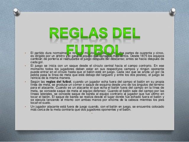 Historia del futbol for Cuando es fuera de lugar futbol