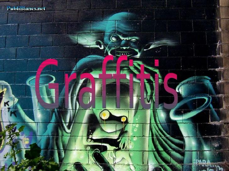 Historia del graffiti daniela valenzuela 4° a