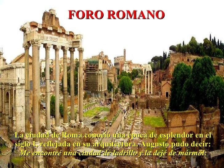 Historia del imperio romano for Origen del marmol