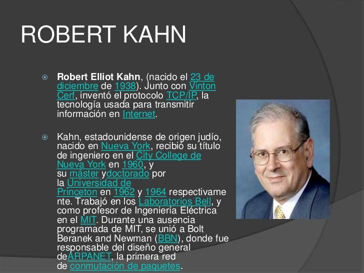 robert kahn and tcpip essay The history of the internet share flipboard email print google's chrome browser shortcut, google inc.