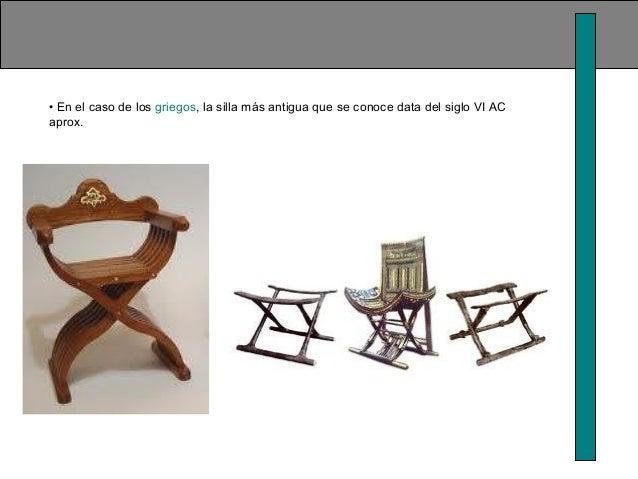 Historia del la silla - Estilos de sillas antiguas ...