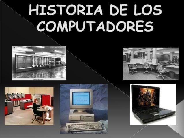 Historia de los computadores for Computadora wikipedia