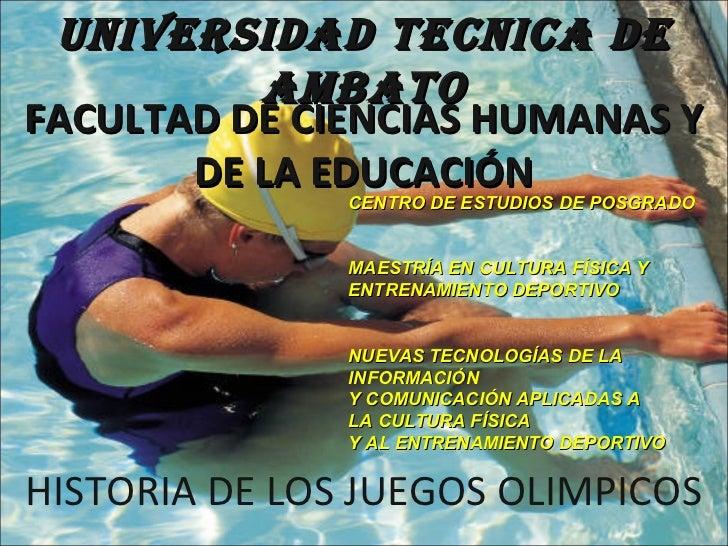UNIVERSIDAD TECNICA DE          AMBATOFACULTAD DE CIENCIAS HUMANAS Y       DE LA EDUCACIÓN               CENTRO DE ESTUDIO...