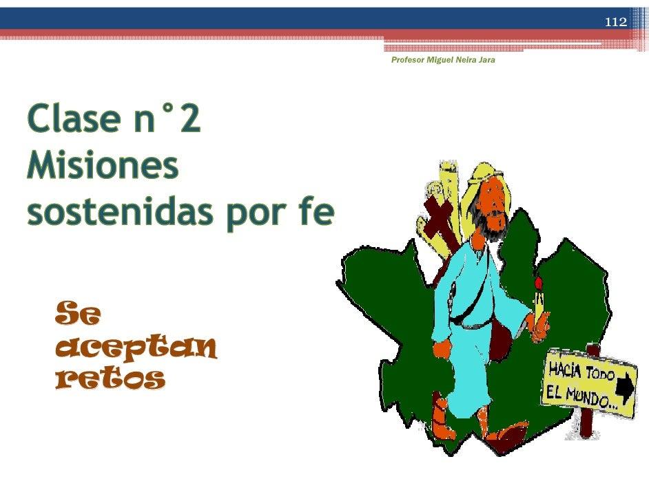 112            Profesor Miguel Neira Jara     Se aceptan retos ret s