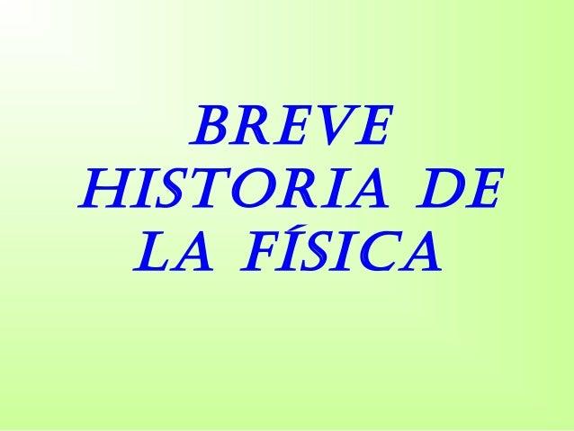 Historiafisica