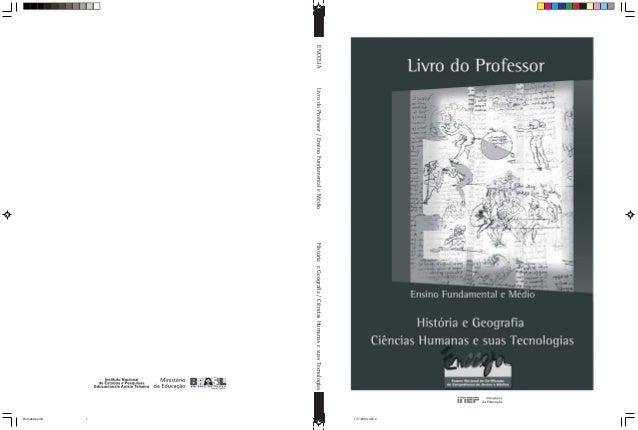 ENCCEJAHistóriaeGeografia/CiênciasHumanasesuasTecnologiasLivrodoProfessor/EnsinoFundamentaleMédio Humanas.pmd 11/7/2003, 0...