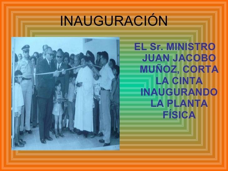 Historial de la i nstitucion imágenes