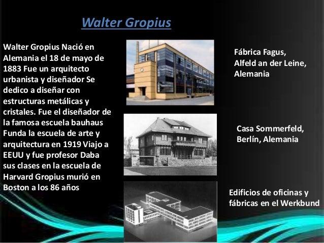 5 maestros mapa conceptual for Mapa facultad de arquitectura