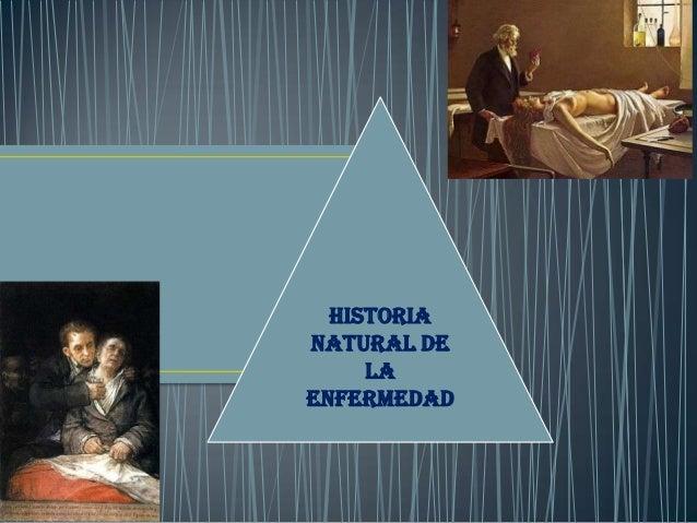 HISTORIANATURAL DELAENFERMEDAD