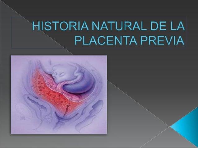 Es un problema del embarazo en el cual la placenta  crece en la parte más baja de la matriz (útero) y cubre  toda la abert...