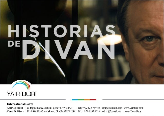 Historias de divan for Historias de divan sinopsis