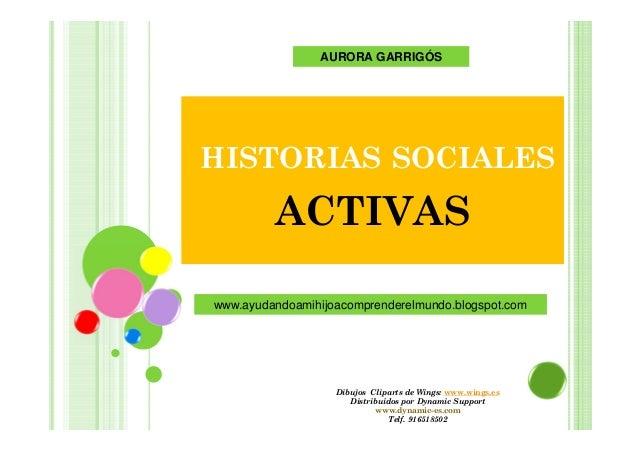 Historias Sociales Activas