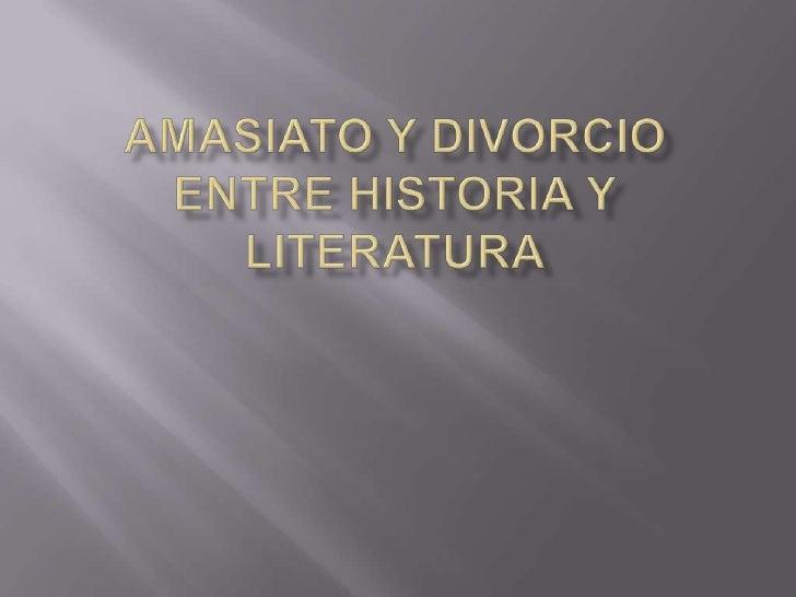    En esta lectura de Rosa María Palazón se muestran    varias similitudes entre la historia y la literatura que    const...