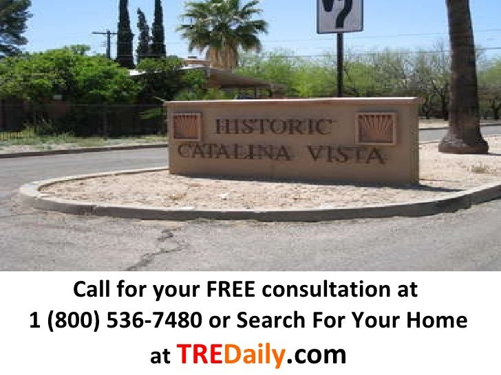 Call for your FREE consultation at  1 (800) 536-7480 or Search For Your Home at  TRE Daily .com